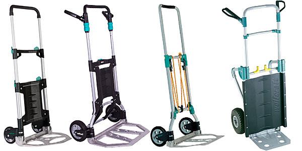Wolfcraft wózki transportowe
