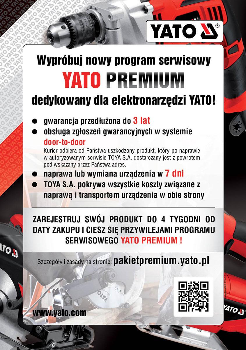 Serwis Yato Premium
