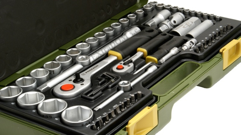 klucze calowe Proxxon