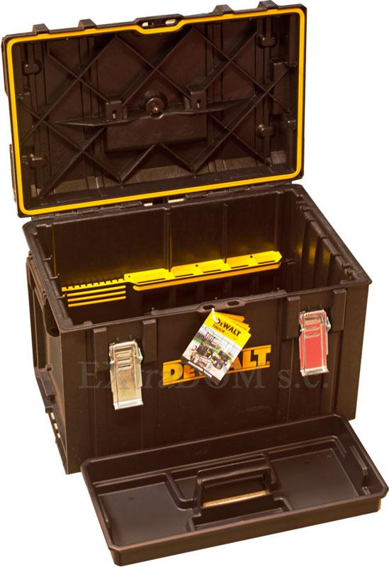 DeWalt Toughsystem - system transportu i przechowywania narzędzi