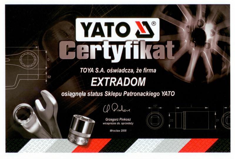 Extradom - sklep patronacki Yato