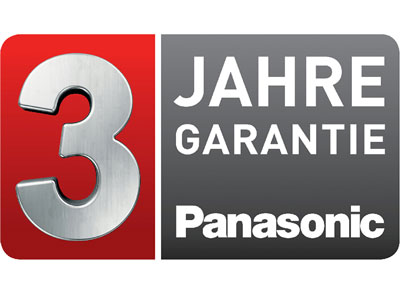 Narzędzia Panasonic - gwarancja 3 lata