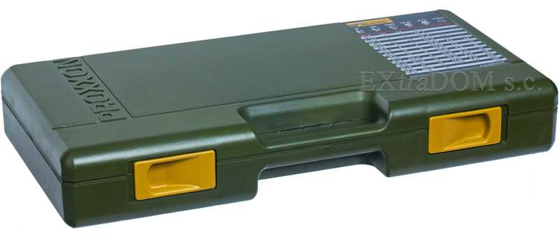 Proxxon - zestaw narzędzi calowych