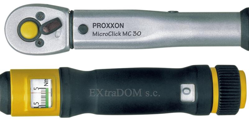klucz dynamometyczny Proxxon