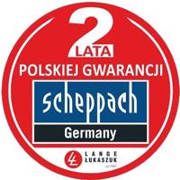 Scheppach polska gwarancja