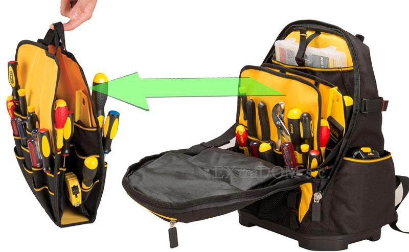 plecak narzędziowy Stanley